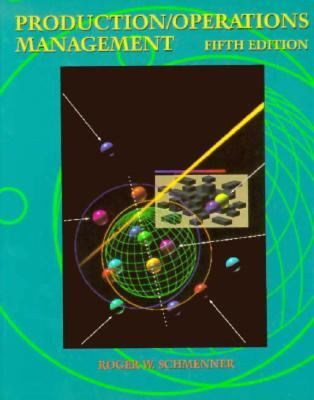 Production-Operations Management: From Inside Out - 5th Edition