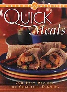 Quick Meals: 250 Easy Recipes for Complete Dinners