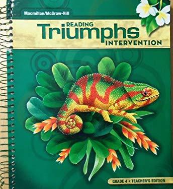 Reading Triumphs Intervention, Grade 4 Teacher Manual