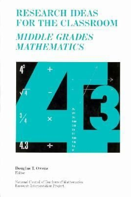 Research Ideas for the Classroom: Middle School Mathematics
