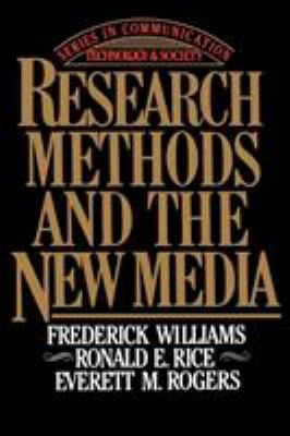 Research Methods and the New Media 9780029353318