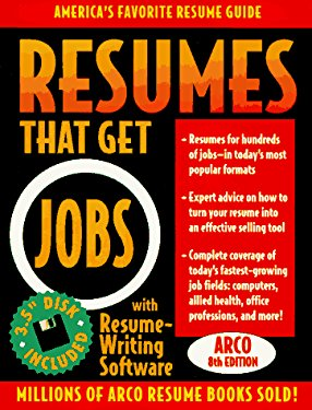 Resumes That Get Jobs, 8e, W/S/O