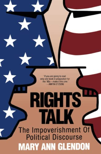 Rights Talk 9780029118238