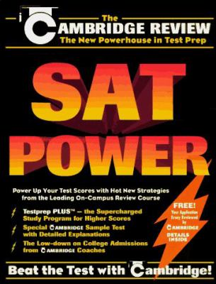 SAT Power: Knockout Strategies for America's Leading College Entrance Exam