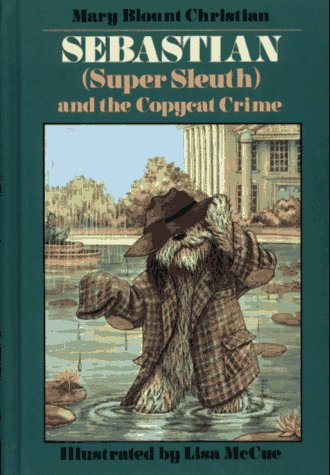 Sebastian (Super Sleuth) and the Copycat Crime