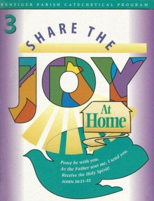 Share the Joy at Home: Grade 3