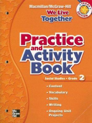Social Studies: Grade 2: Practice and Activity Book 9780021494194