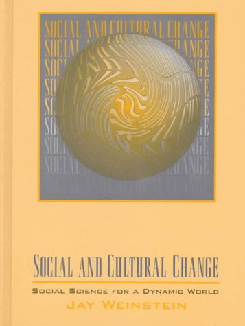 Social and Cultural Change