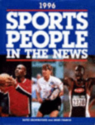 Sports People in the News