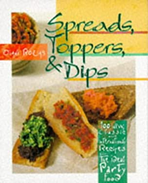 Spreads, Toppers, & Dips