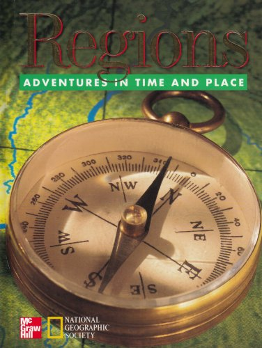Ss2001 Grade 4 Adventures in Time and Place, Regions Pupil Edition