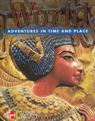 Ss2001 Grade 6 Adventures in Time and Place, World Pupil Edition