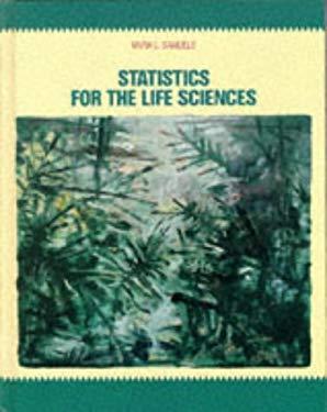 Statistics for Life Sciences