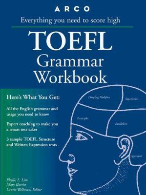 TOEFL Grammar Workbook 9780028624648
