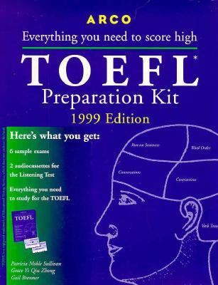 TOEFL Preparation Kit [With 2 Cassettes] 9780028624976