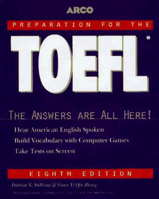TOEFL Preparation Kit [With 2 Cassettes for the Listening Test]