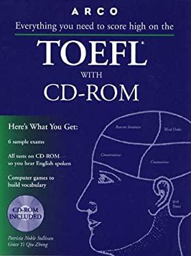 TOEFL W/CD-ROM 8e 9780028619248