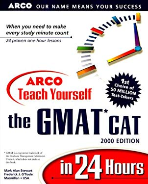 Teach Yourself the GMAT CAT in 24 Hours
