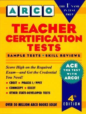 Teacher Certification Tests