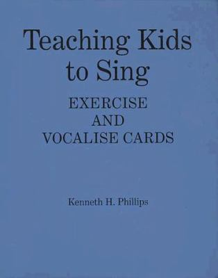 Teaching Kids to Sing: Exercise & Vocalize Cards