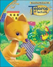 Tesoros de Lectura, a Spanish Reading/Language Arts Program, Grade 2, Pupil Book, Book 1