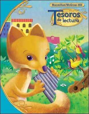 Tesoros de Lectura, a Spanish Reading/Language Arts Program, Grade 2, Pupil Book, Book 1