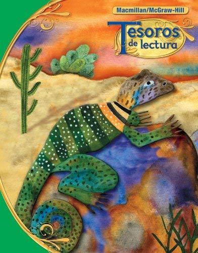 Tesoros de Lectura, a Spanish Reading/Language Arts Program, Grade 4, Pupil Book