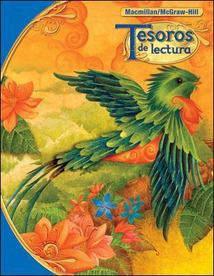 Tesoros de Lectura, a Spanish Reading/Language Arts Program, Grade 6, Pupil Edition
