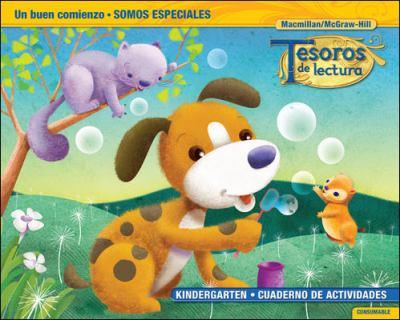 Tesoros de Lectura, a Spanish Reading/Language Arts Program, Grade K, Practice Book, Pupil Edition