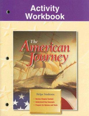 The American Journey Activity Workbook