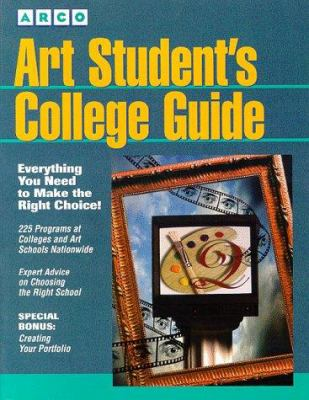 The Art Student's College Guide