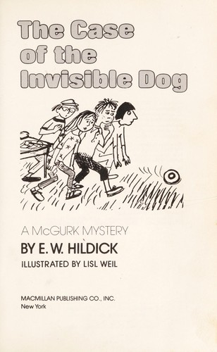 The Case of the Invisible Dog