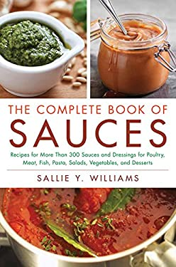 The Complete Book of Sauces 9780028603605