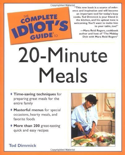 The Complete Idiot's Guide to 20-Minute Meals: 6