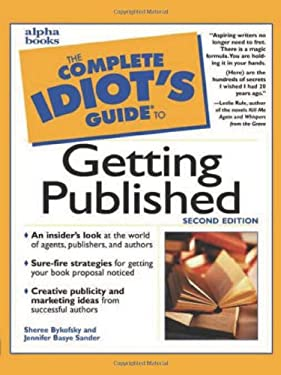 The Complete Idiot's Guide to Getting Published, 2e: 3