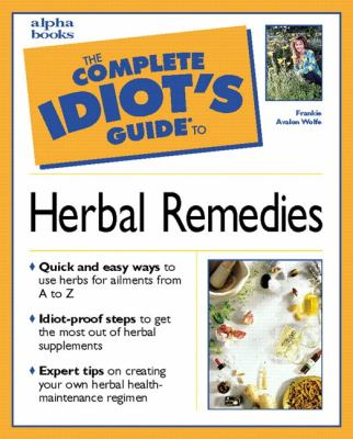 The Complete Idiot's Guide to Herbal Remedies: 6