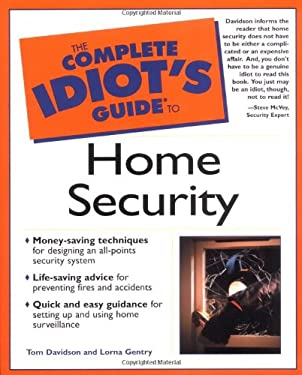 The Complete Idiot's Guide to Home Security