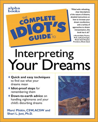 The Complete Idiot's Guide to Interpreting Your Dreams 9780028627366
