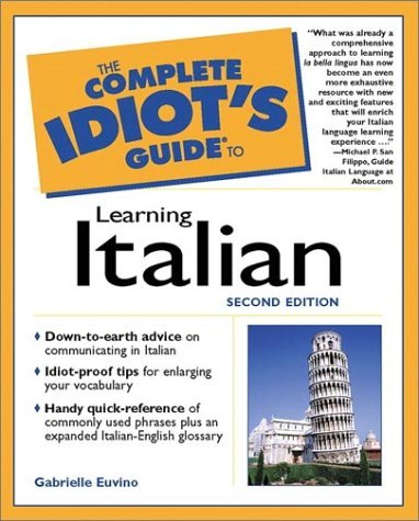 The Complete Idiot's Guide to Italian