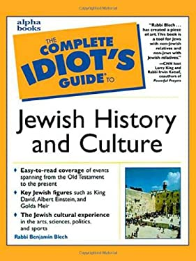 The Complete Idiot's Guide to Jewish History and Culture: 4