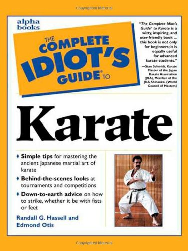 The Complete Idiot's Guide to Karate 9780028638324