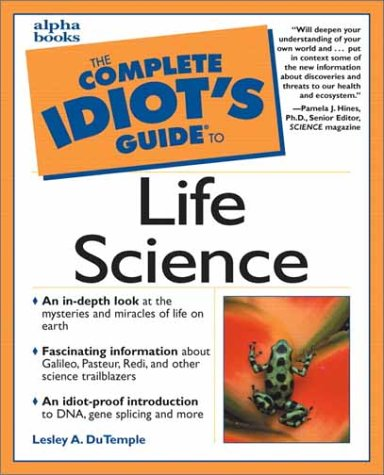 The Complete Idiot's Guide to Life Science: 3
