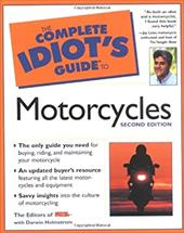 The Complete Idiot's Guide to Motorcycles 124819