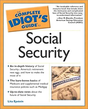 The Complete Idiot's Guide to Social Security 9780028643175