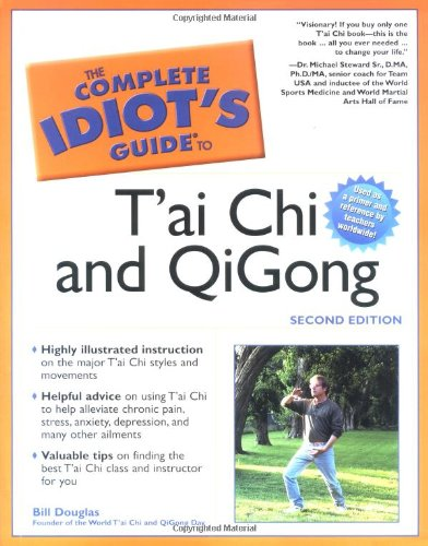 The Complete Idiot's Guide to T'Ai Chi and Qigong 9780028642642