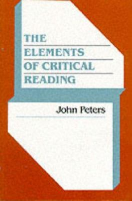 The Elements of Critical Reading