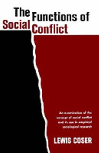 The Functions of Social Conflict