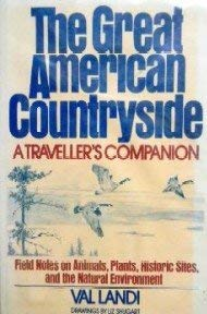 The Great American Countryside, a Traveller's Companion