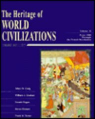 The Heritage of World Civilizations, B