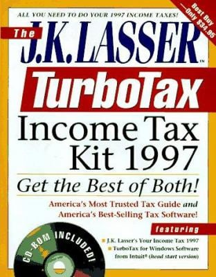 The J. K. Lasser Turbotax/Income Tax Preparation Kit, 1997